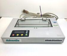 AdvanDX SlideStation 280001ADV Slide Incubator Pre-owned CALIBRATED Jan 2021