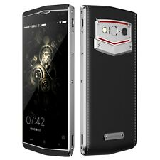 Luxe 5.0 in (environ 12.70 cm) cadre en métal élégant 4 G vertu Styled empreinte digitale Touch Smartphone