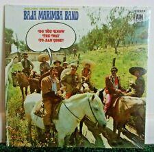 Julius Wechter BAJA MARIMBA BAND Do You Know The Way... Sealed 1968 Vinyl Latin