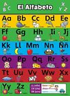 ABC Alphabet Spanish Poster Chart - Laminated - Español Alfabeto - Abecedario...