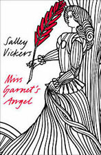 SALLEY VICKERS ___ MISS GARNET'S ANGEL ___ BRAND NEW ___ UK FREEPOST