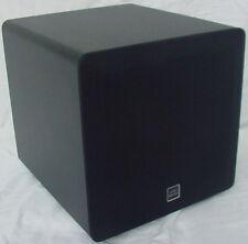 Audio Nirvana SUB 8 Subwoofer.  Handles 60 watts RMS (100 watts peak), 20-150 Hz