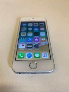 Apple iPhone 5SE - 16GB - Silver (Unlocked) A1723 (CDMA   GSM)