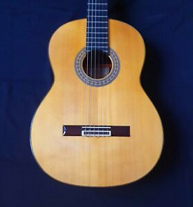 Master guitar Gerundino fernández 1a Brazilian  flamenco clásica