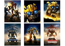 TRANSFORMERS BUMBLE BEE POSTER ART PRINT PICTURE A3 11.7 × 16.5 INCH AMK2005