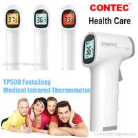 Termómetro infrarrojo Cuerpo Frente Pistola de temperatura sin contacto LCD