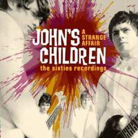 Johns Children - A Strange Affair - The Sixties Recordings [CD]