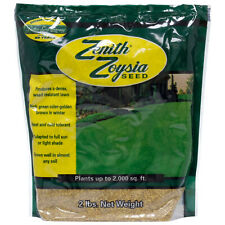 Zenith Zoysia Grass Seed (2 lbs) Low Maintenance Grass 1 - 3 lbs per 1,000 sq ft