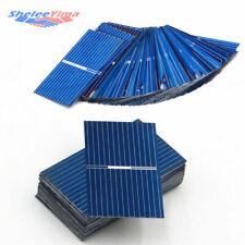 100pcs Solar Cells 39x22mm DIY Solar Panel, Home lights, Battery Charger
