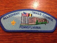 MINT CSP Allegheny Trails Council S-7