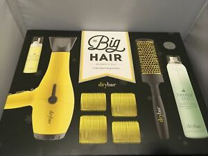 Drybar~The Big Hair Blowout Kit~NEW IN BOX - Buttercup Yellow