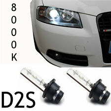 2 Bulbs Xenon Headlight replacement D2S 8000K For BMW series 1 E87 116 118 120