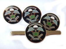 SBS GEMELLI, badge, Tie Clip SPECIALE BARCA servizio militare Set Regalo