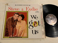 Eydie Gorme & Steve Lawrence We Got Us LP ABC Paramount Stereo DG VG