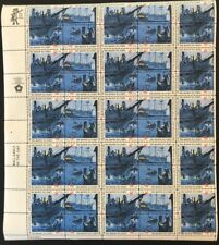 US Sheet 8¢ Stamps (50) THE BOSTON TEA PARTY BICENTENNIAL ERA c 1973 #1480-1483