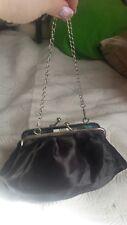 Oases ladies hand purse black small