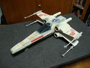 Star Wars Vintage, X- Wing Fighter von 1995, Tonka, 36 cm, komplett, bis auf El