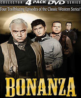 Bonanza Collector Series - 4-Pack (DVD, 2002, 4-Disc Set)