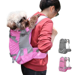 Dog Carrier Backpack Portable Sport Bag for Outdoor Travel Hiking for Small Dogs
