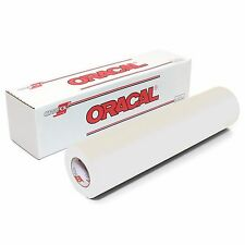 ORACAL 651 - CLEAR Outdoor Vinyl 12 inches x 10 feet roll