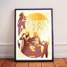 Greta Van Fleet Poster Wall Art Decor