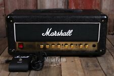 Marshall DSL15H 15 Watt All Tube Electric Guitar Amplifier Amp Head w Footswitch