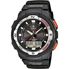 Casio Men's SGW500H-1BV Black Resin Multifunction Watch