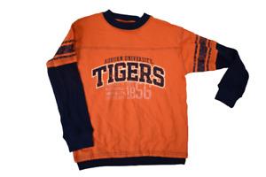 J America Youth Boys Auburn Tigers Shirt New S, M, L, XL