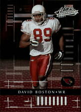 2001 Absolute Memorabilia Football Card Pick