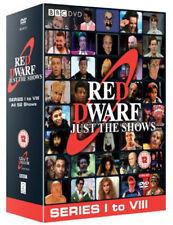 Red Dwarf Series 1 to 8 DVD NEW dvd (BBCDVD3121)
