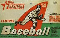 2007 Topps Heritage Baseball Complete Your Set Pick 25 Cards From List