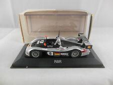 Minichamps 200 00000807 Audi R8R Racing No 8 Audi Sport Team Joest 1999 Le Mans