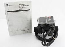ZEHNDER  ZD10 Membran-Druckschalter mit Trockenlaufschutz
