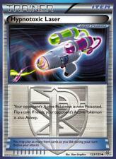 Hypnotoxic Laser / Hypnotoxinlaser - 123/135 Plasma Storm - Englisch Pokemon NM