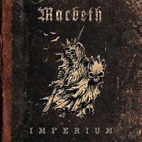 MACBETH - IMPERIUM (LTD.DIGIPAK)  CD NEU