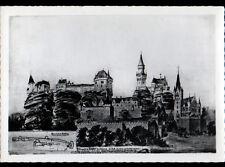 HAUT-BARR prés de SAVERNE (67) CHATEAU en 1162