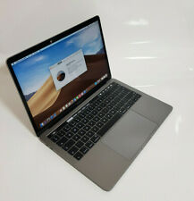 "Apple MacBook Pro 2017 A1706 13"" Retina 3.1GHz 8GB 256GB SPACE GREY Touch Bar"