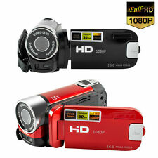Video Camera Camcorder Vlogging Camera Full HD 1080P Digital Camera 2.7 inch LCD