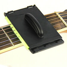 Electric Guitar Bass Strings Scrubber Rub Cleaning Maintenance Care Cleaner Tool