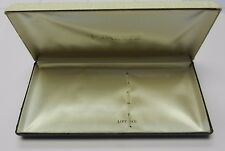 *New Old Stock* Parker Vintage 3 Slot Gift Box