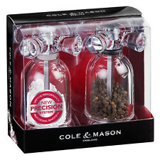 Cole & Mason Tap Precision Salt and Pepper Mill Gift Set