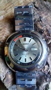 SEIKO BELLMATIC UFO 4006-6002 VINTAGE MEN WATCH