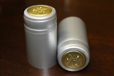 PVC Heat Shrink Capsules w/TearTabs, 30pk for wine bottles,wine making,homebrew