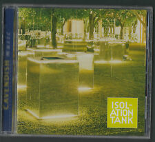 CAVENDISH ISOLATION TANK RARE LIBRARY SOUNDS MUSIC CD a3.12