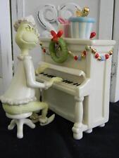 OMG~LENOX Classics~Dr. Seuss Grinch's Christmas Melody~MIB~Fine China Figurine