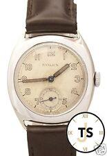 Vintage Rolex Tonneau Stainless Steel Hand-Winding 28mm Circa 1934 Watch