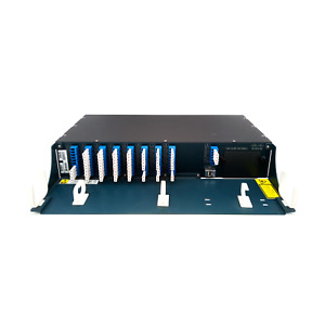 Cisco 15216-EF-40-ODD ONS Exposed Faceplate Mux/Demux 40-Channel Patch Panel HSS