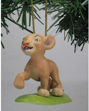 "Authentic Disney Lion King Nala Christmas Holiday Ornament PVC Figure 3"" ~ New"