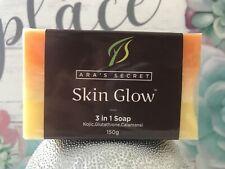 Aras Secret 3in1 Soap (Kojic,Glutathione,Calamansi)
