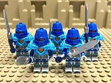 LEGO NEXO KNIGHTS™ Lot of 5 Royal Guard mini figures